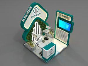 Booth bán hàng được xem là giải pháp quảng cáo vừa hiệu quả vừa có chi phí đầu tư thấp